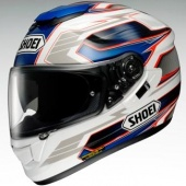 Shoei Мотошлем GT-Air Intertia, синий