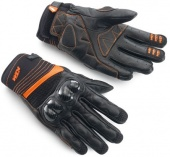 KTM Мотоперчатки Radical x gloves black