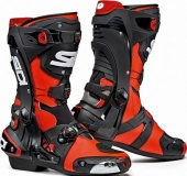 Ботинки Sidi Rex, red fluo-black