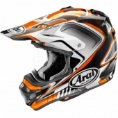 Мотошлем Arai MX-V Scoop Orange
