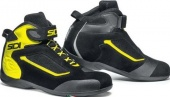 Sidi ботинки Gas, yellow fluo/black