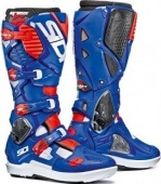 Sidi Ботинки Crossfire 3 SRS, white-blue-redfluo
