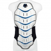 Защита спины Tryonic Feel 3.7 Racing, white-blue