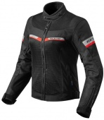 Revit Мотокуртка Tornado 2 ladies, black