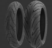 Мотошины Shinko F016 JLSB dual compound TL 120/70 R17 58W