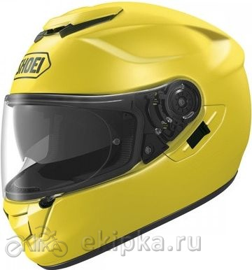 Shoei Мотошлем GT-Air Candy, желтый