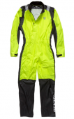 Revit Дождевик слитный Pacific H2O, black-neon yellow
