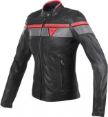 Мотокуртка Dainese Blackjack жен 347, bl/grey/red