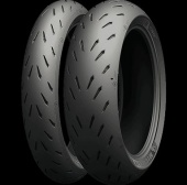 Мотошины Michelin Pilot power RS+ R TL 190/55 R17 75W
