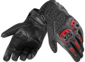 Мотоперчатки Dainese Air Hero Unisex C36, lava-red/bl