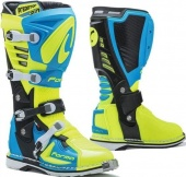 Ботинки Forma Predator 2.0, light blue/yellowflu