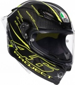 Мотошлем AGV Pista GP R Project 46 3.0 Carbon