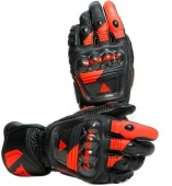 Мотоперчатки Dainese Druid 3 628, black/fluo-red
