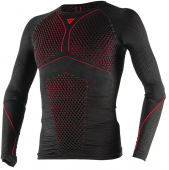Водолазка мужская Dainese D-Core thermo 606, black/red