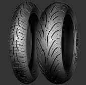 Мотошины Michelin Pilot road 4 GT 170/60 R17 72W
