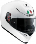 AGV Мотошлем K-5 s e2205 solid plk, pearl white