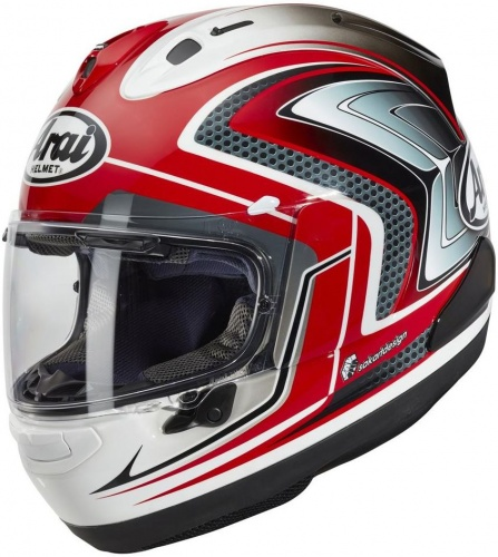 Мотошлем Arai RX-7V Sword Red