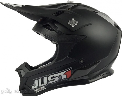 Шлем Just1 J32 Solid, black